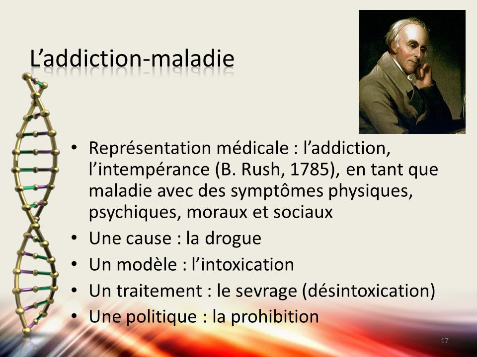 L'addiction-maladie