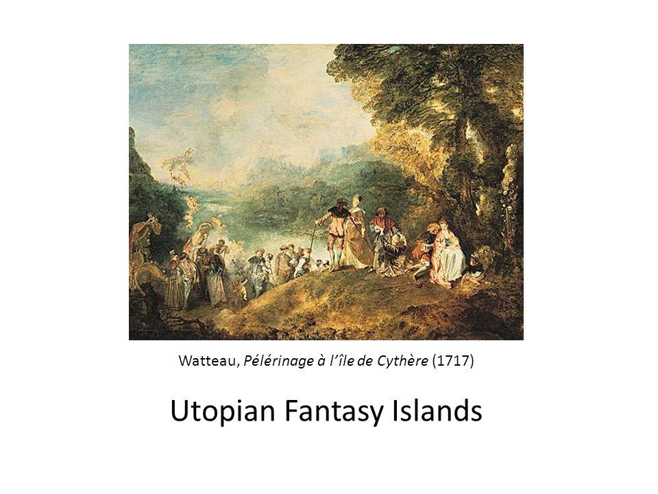 Watteau, Pélérinage à l'île de Cythère (1717)