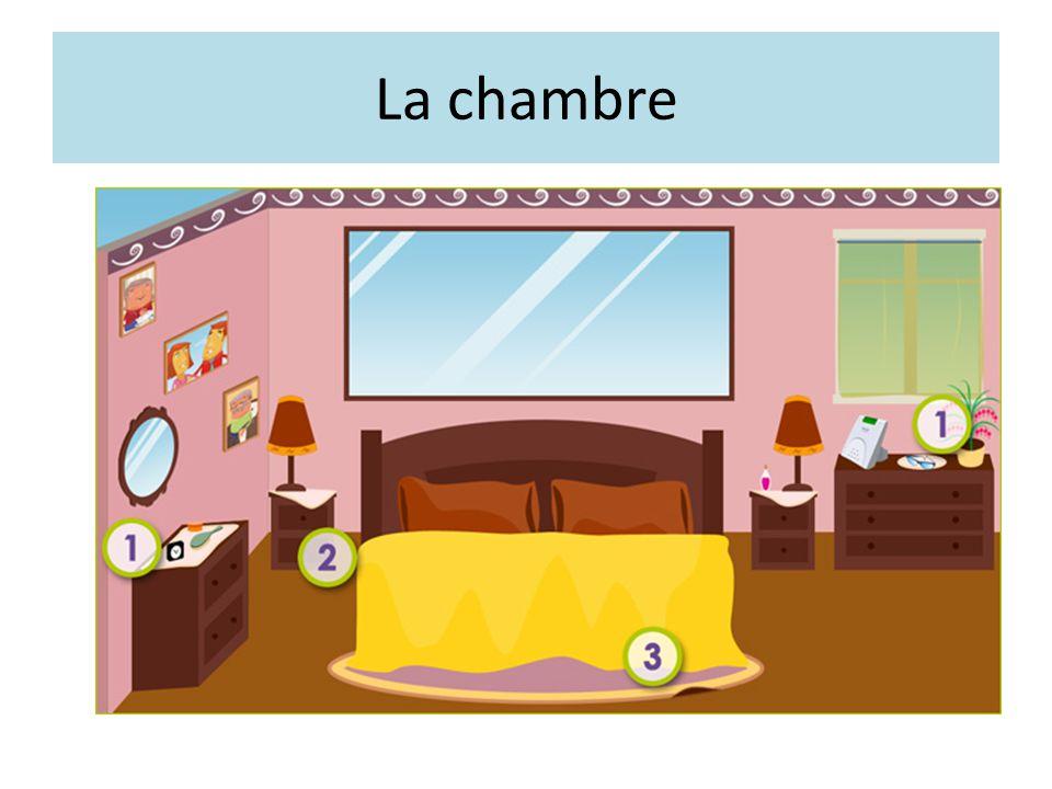 La chambre Interrupteurs va-et-vient facilement repérables à l'entrée ou à la tête du lit, allumer la lumière lorsqu'on se lève la nuit.