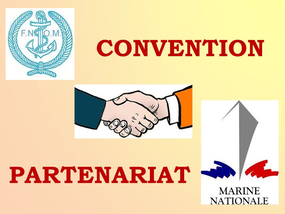CONVENTION PARTENARIAT