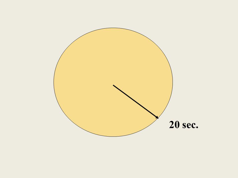 20 sec.