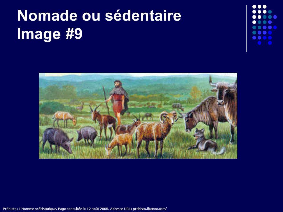Nomade ou sédentaire Image #9