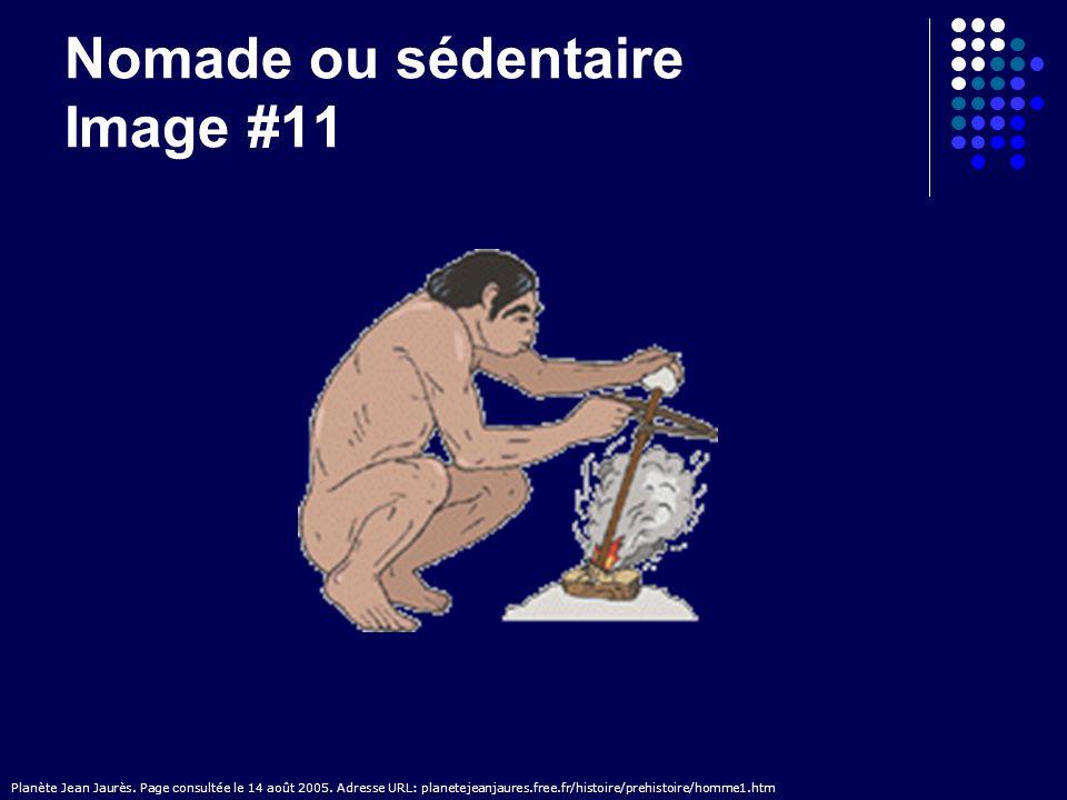 Nomade ou sédentaire Image #11
