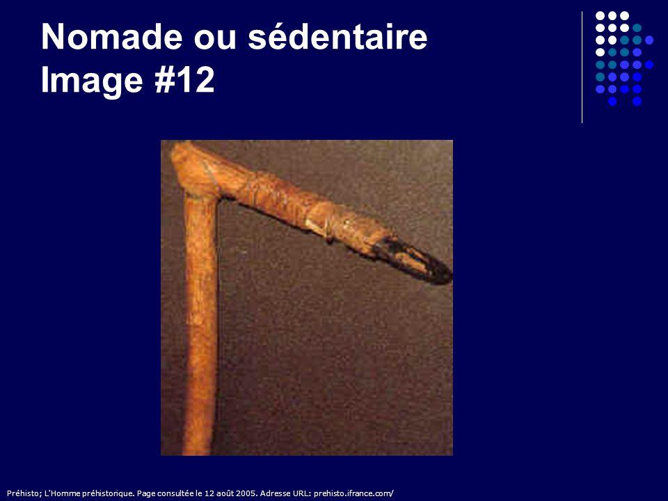 Nomade ou sédentaire Image #12