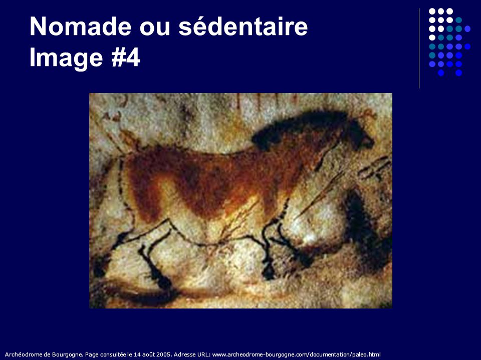 Nomade ou sédentaire Image #4