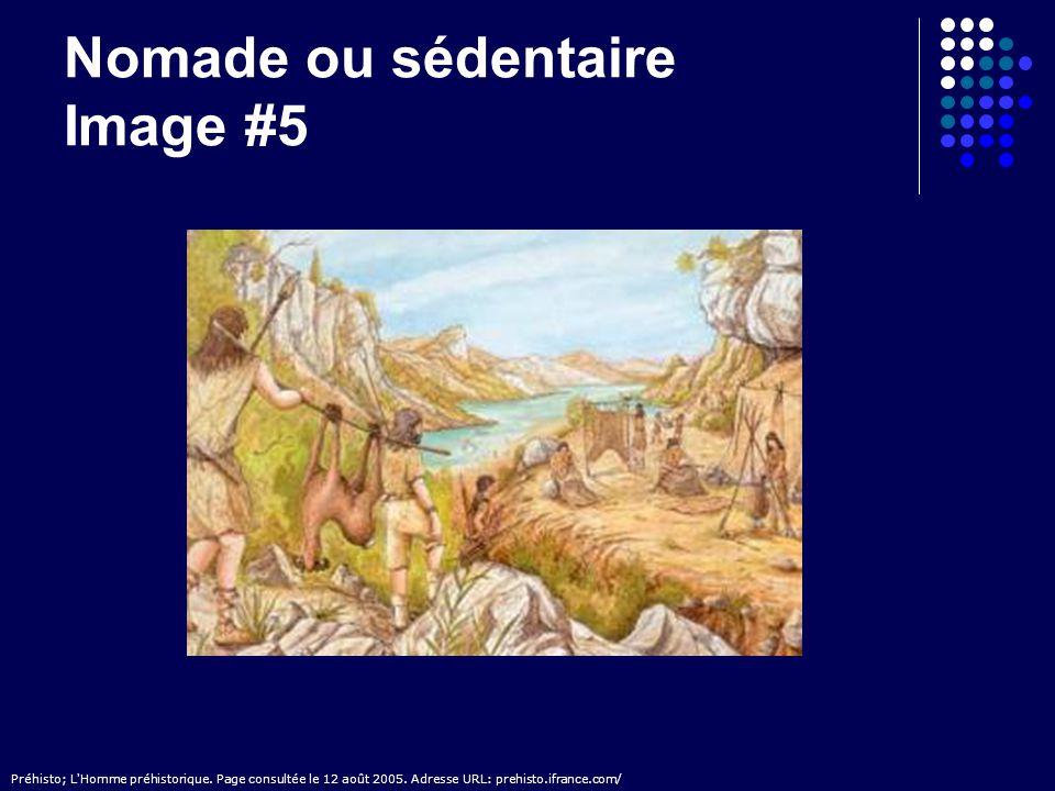 Nomade ou sédentaire Image #5