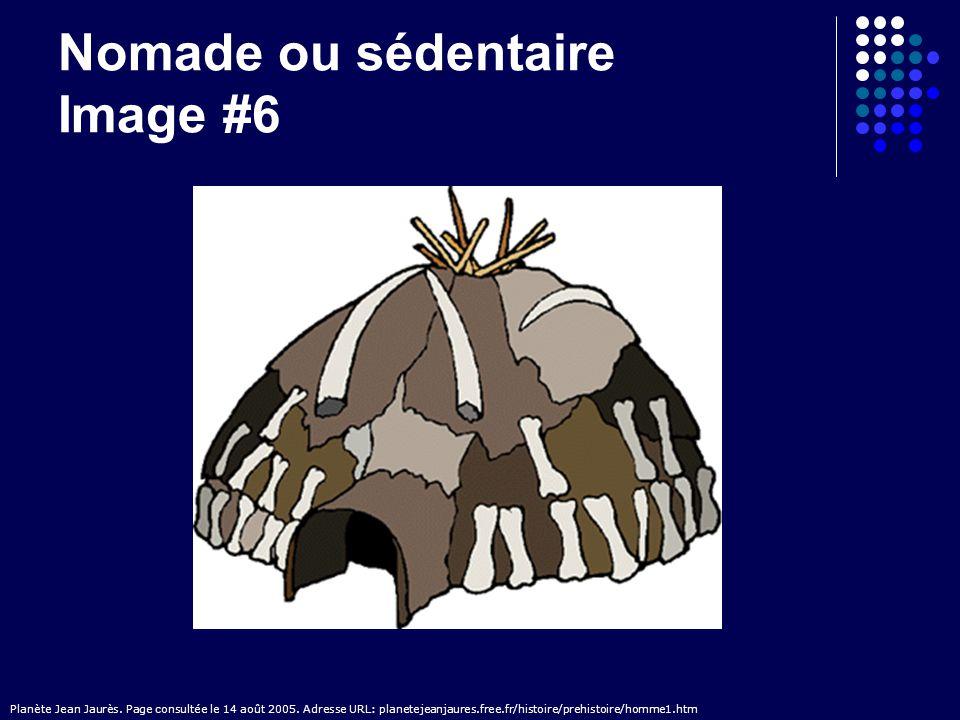 Nomade ou sédentaire Image #6