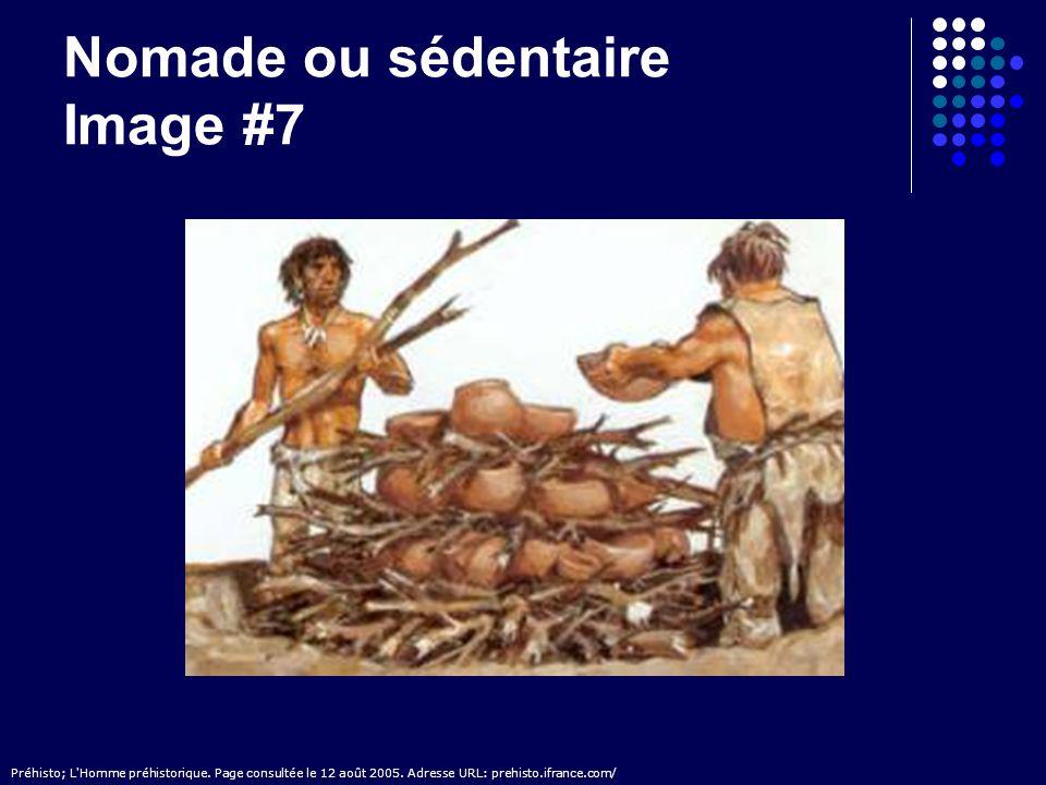 Nomade ou sédentaire Image #7
