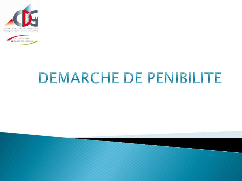 DEMARCHE DE PENIBILITE
