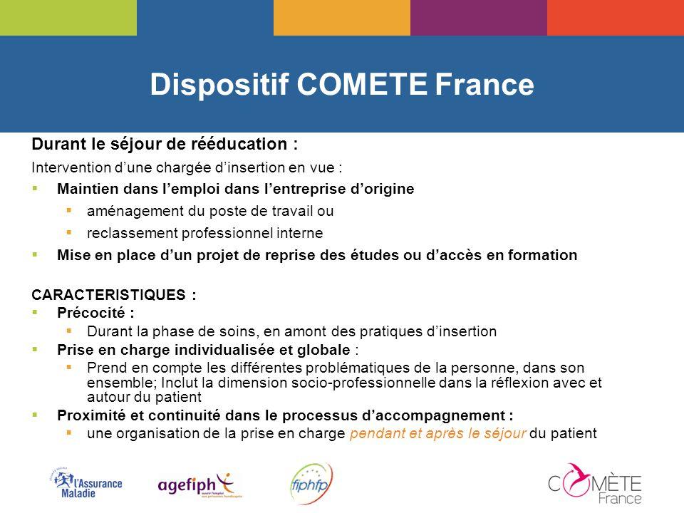 Dispositif COMETE France