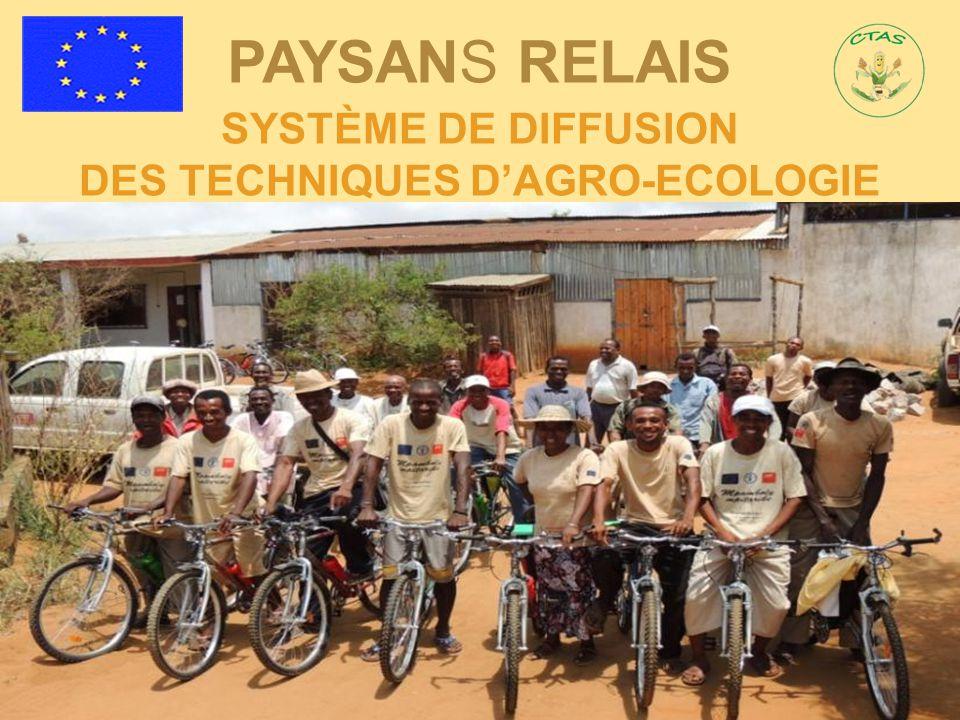 SYSTÈME DE DIFFUSION DES TECHNIQUES D'AGRO-ECOLOGIE