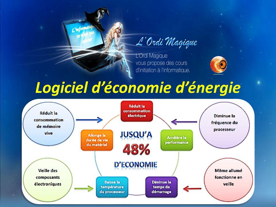 Logiciel d'économie d'énergie