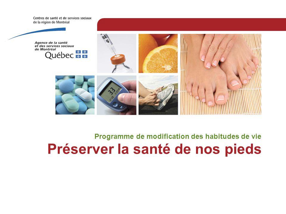 Préserver la santé de nos pieds