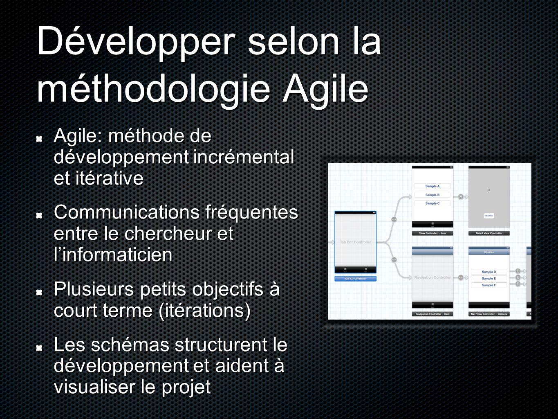 Développer selon la méthodologie Agile
