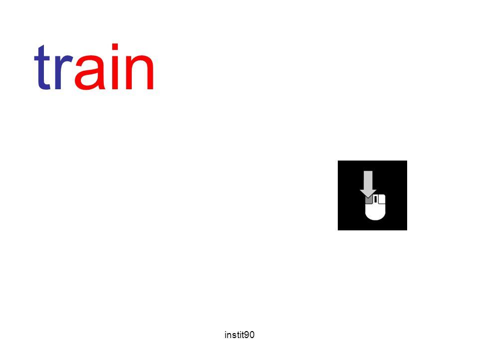 train instit90