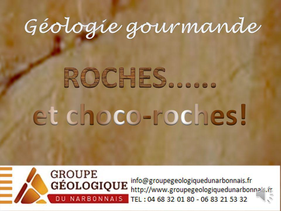 ROCHES...... et choco-roches!