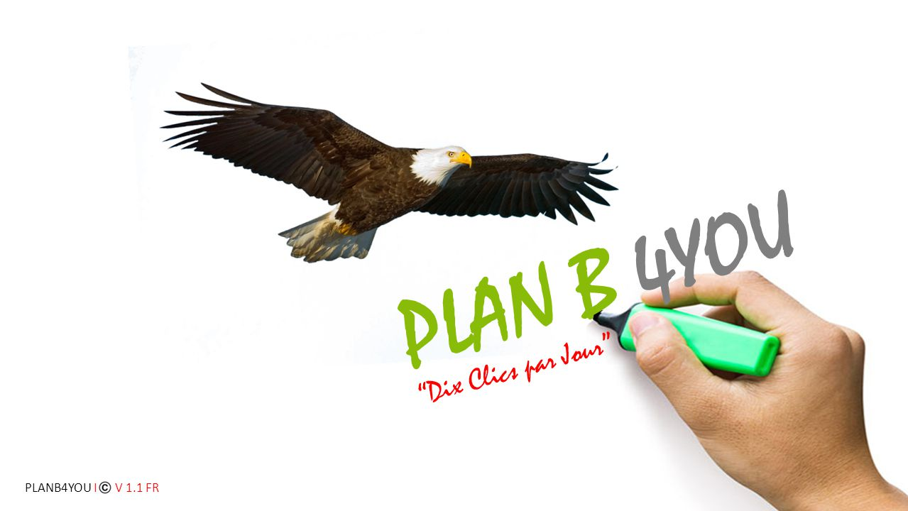 PLAN B 4YOU Dix Clics par Jour PLANB4YOU I V 1.1 FR