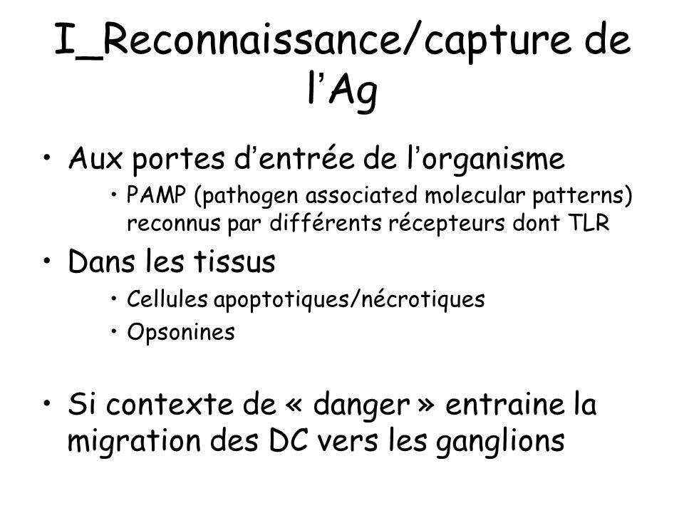 I_Reconnaissance/capture de l'Ag