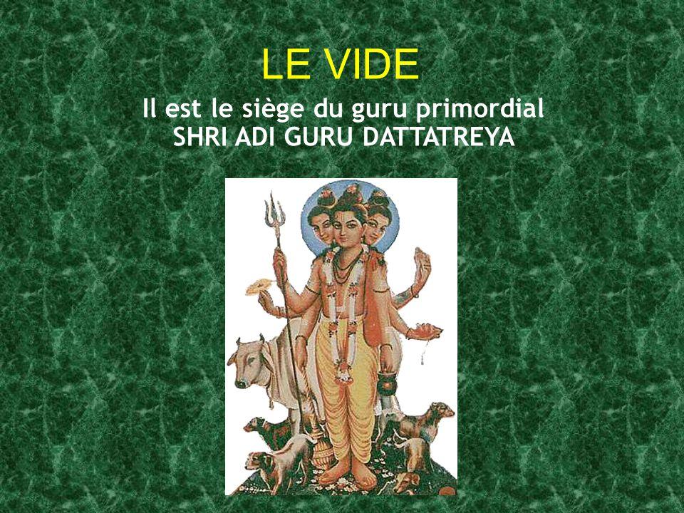 Il est le siège du guru primordial SHRI ADI GURU DATTATREYA