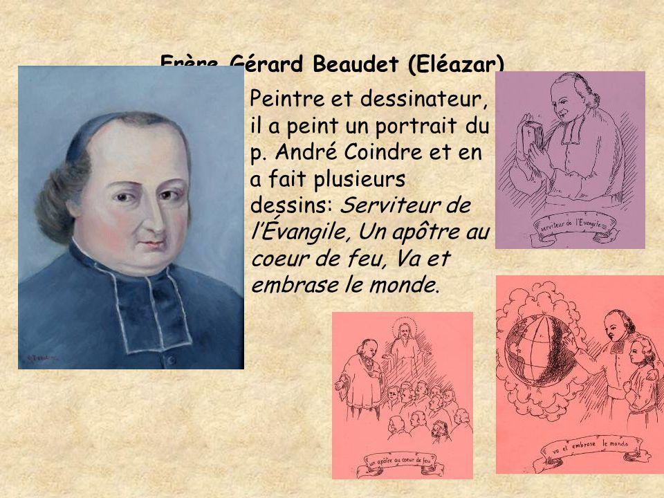 Frère Gérard Beaudet (Eléazar)