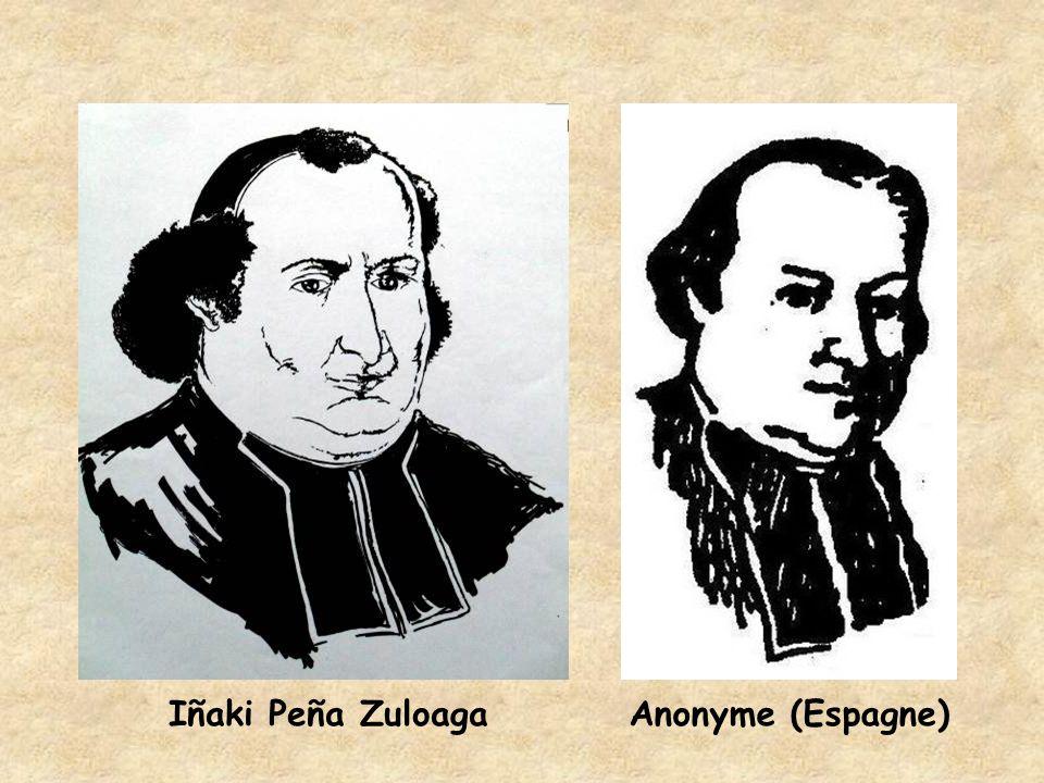 Iñaki Peña Zuloaga Anonyme (Espagne)