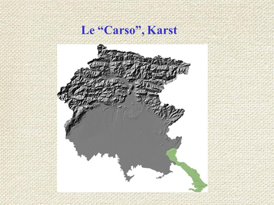 Le Carso , Karst