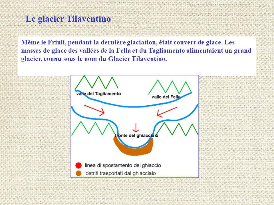 Le glacier Tilaventino
