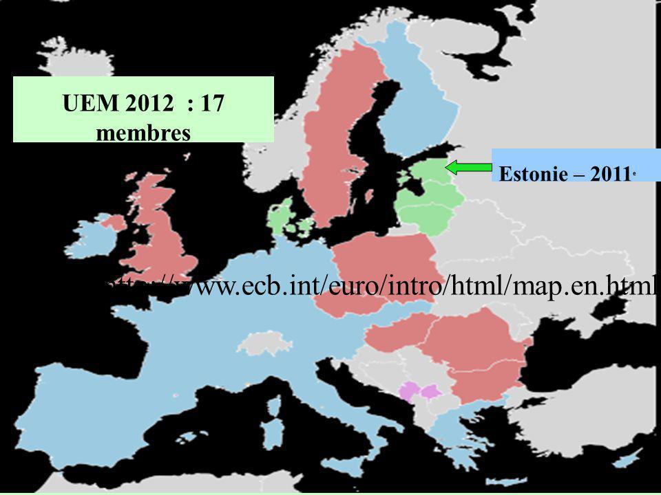 UEM 2012 : 17 membres Estonie – 2011e