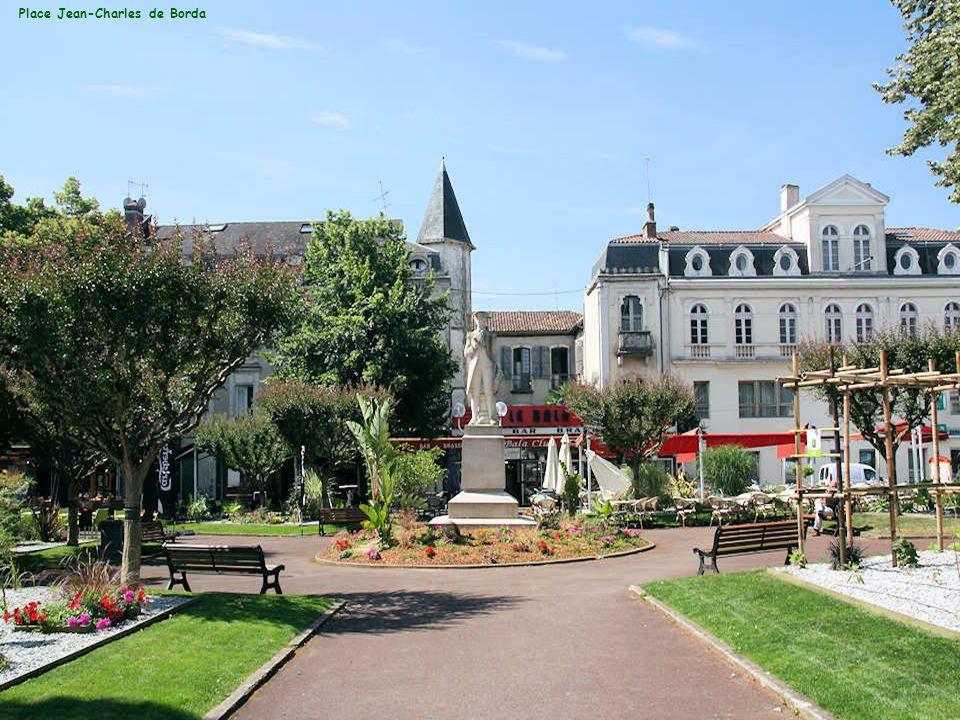 Place Jean-Charles de Borda