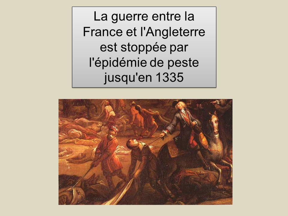 La guerre entre la France et l Angleterre est stoppée par