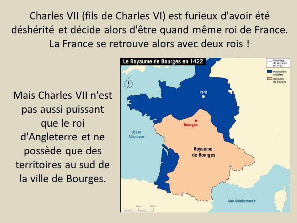 La France se retrouve alors avec deux rois !