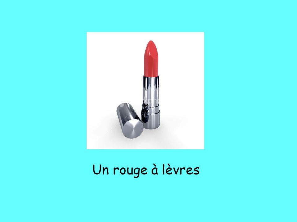 Un rouge à lèvres