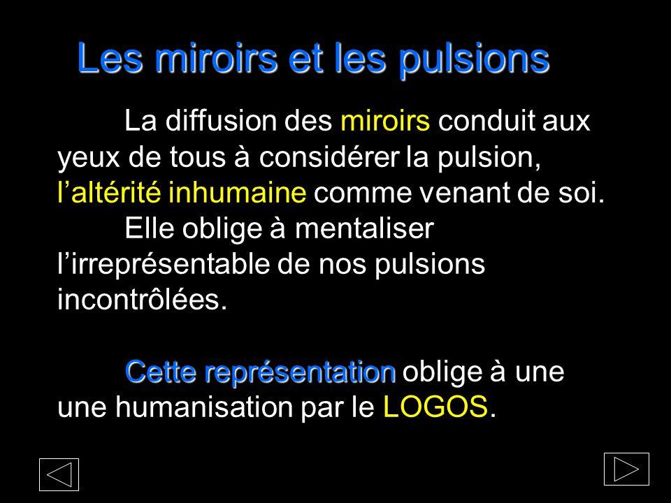 Les miroirs et les pulsions