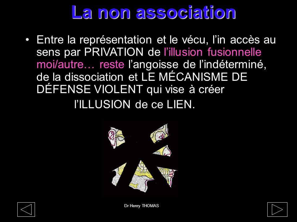 La non association