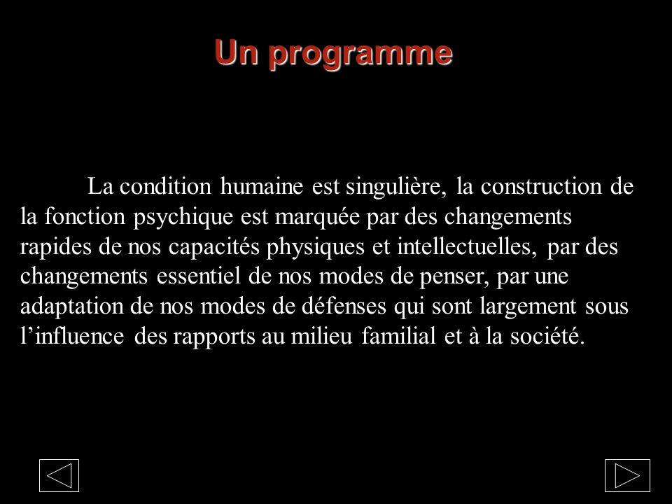 Un programme