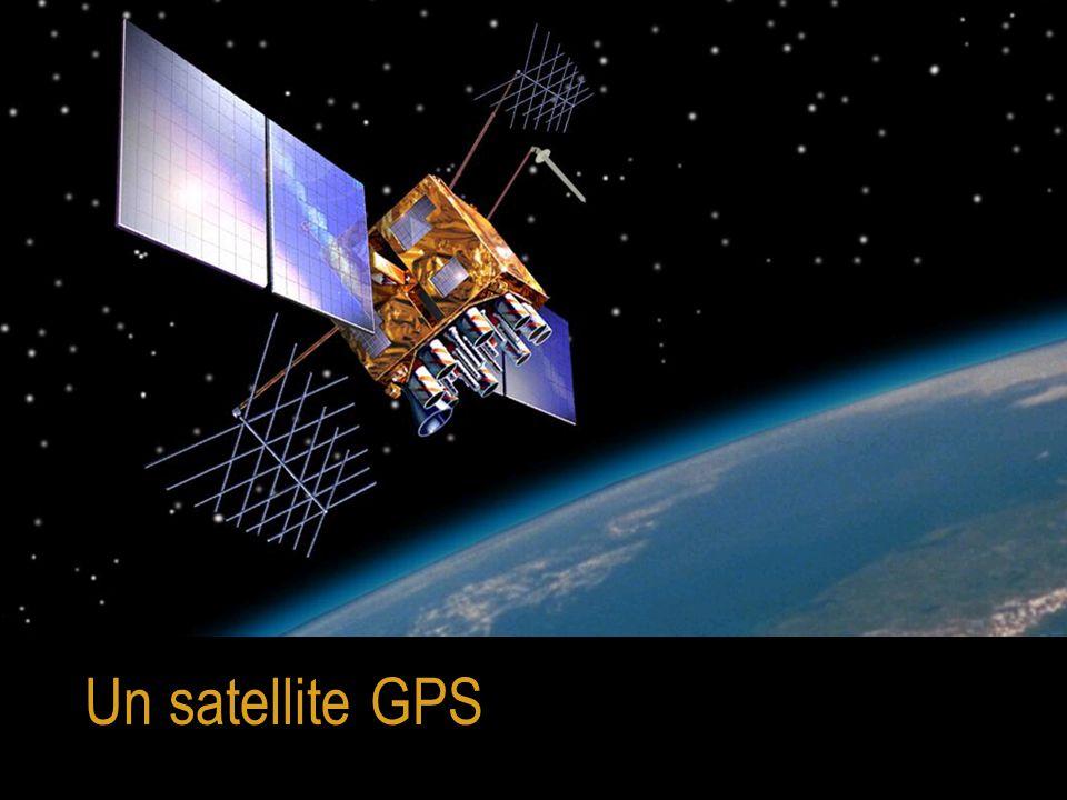Un satellite GPS
