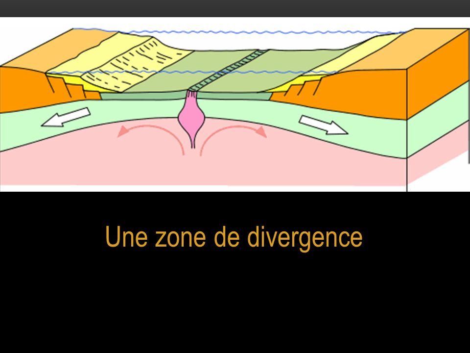 Une zone de divergence