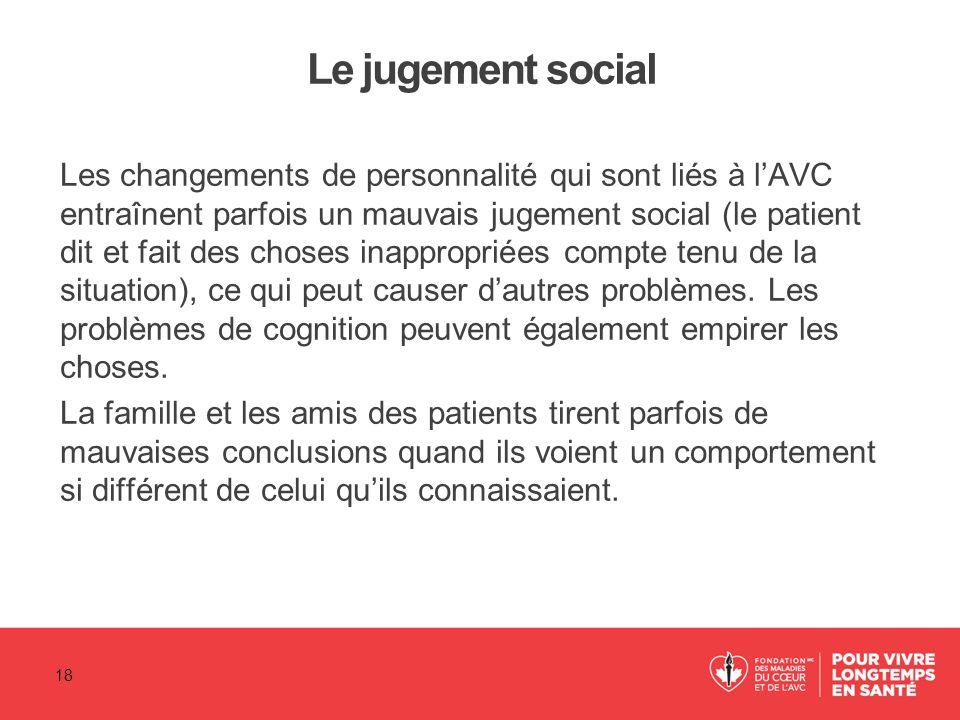 Le jugement social