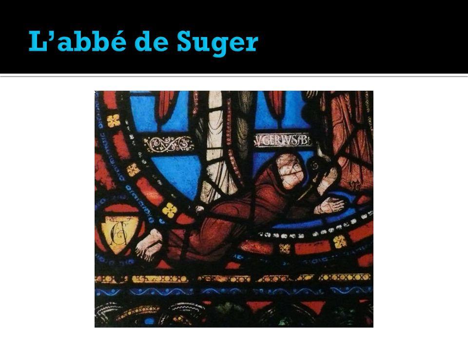 L'abbé de Suger
