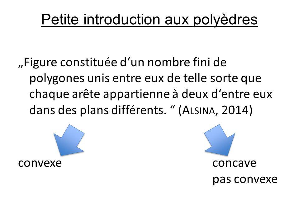 Petite introduction aux polyèdres