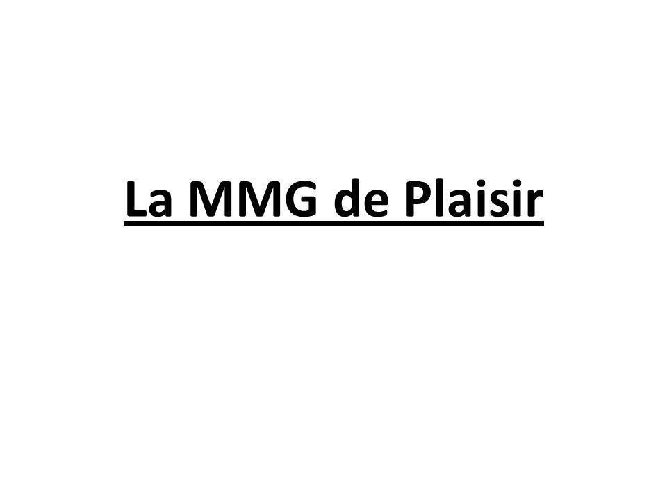 La MMG de Plaisir