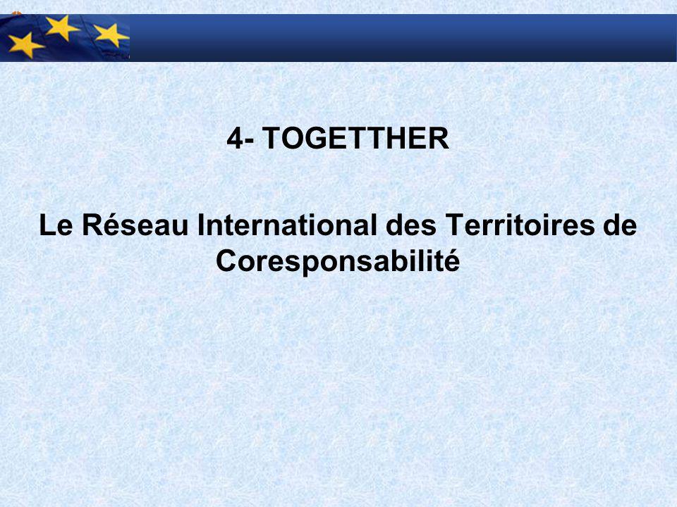 4- TOGETTHER Le Réseau International des Territoires de Coresponsabilité