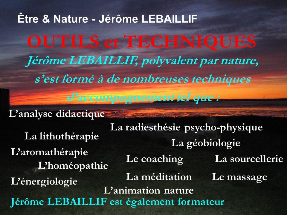 Être & Nature - Jérôme LEBAILLIF