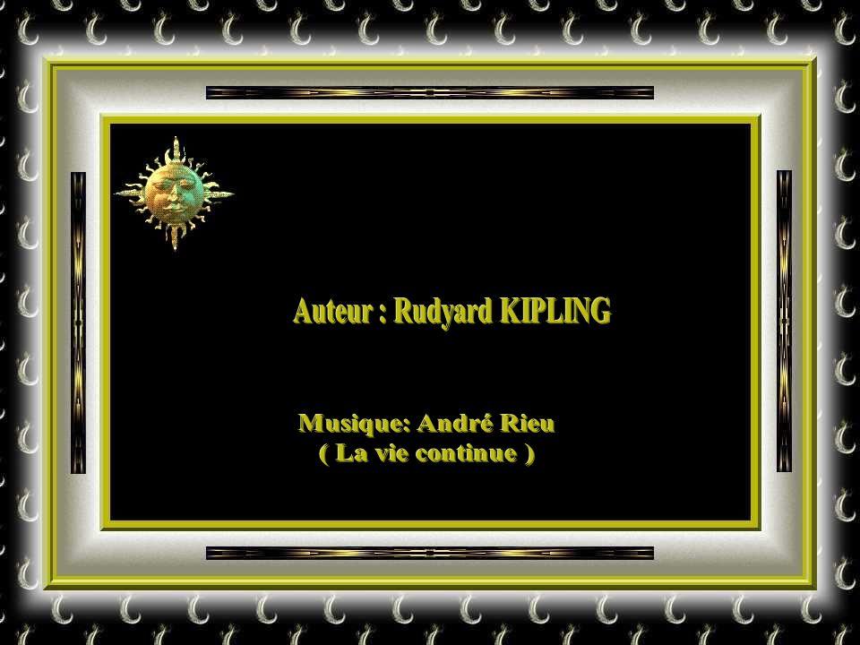 Auteur : Rudyard KIPLING