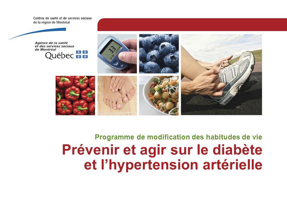 Prévenir et agir sur le diabète et l'hypertension artérielle