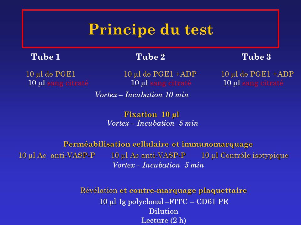 Perméabilisation cellulaire et immunomarquage