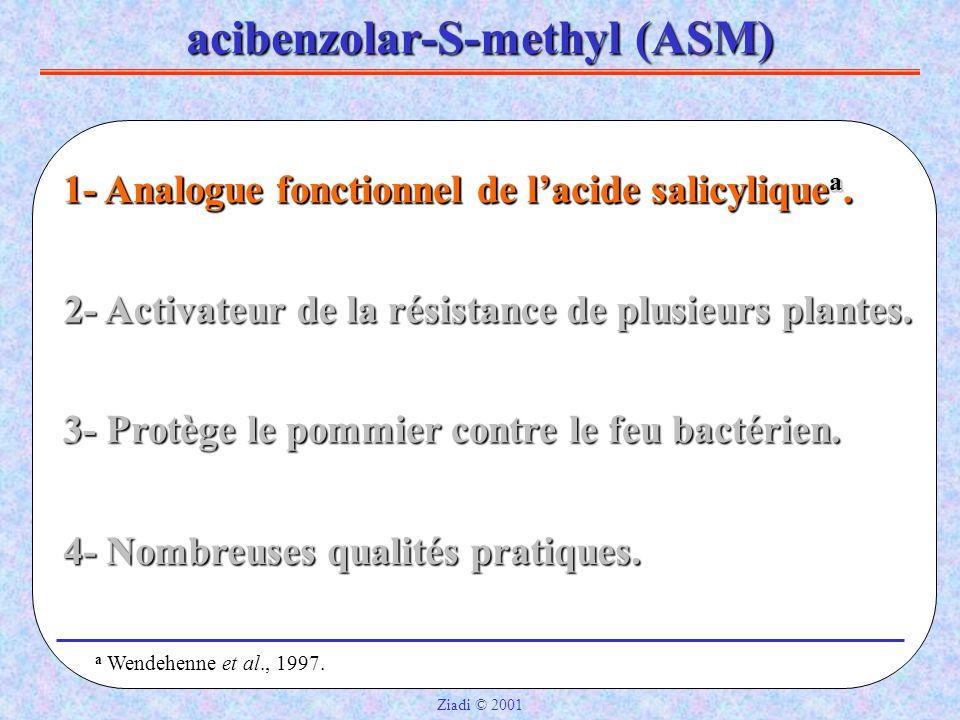 acibenzolar-S-methyl (ASM)