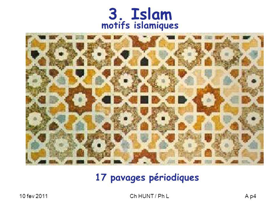 3. Islam motifs islamiques