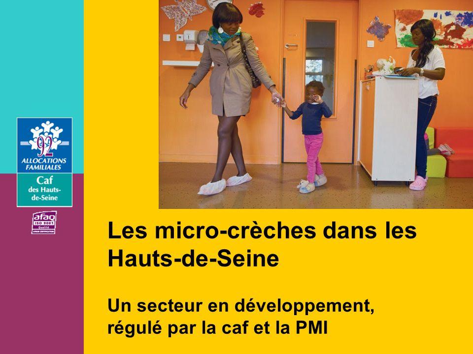Les micro-crèches dans les Hauts-de-Seine