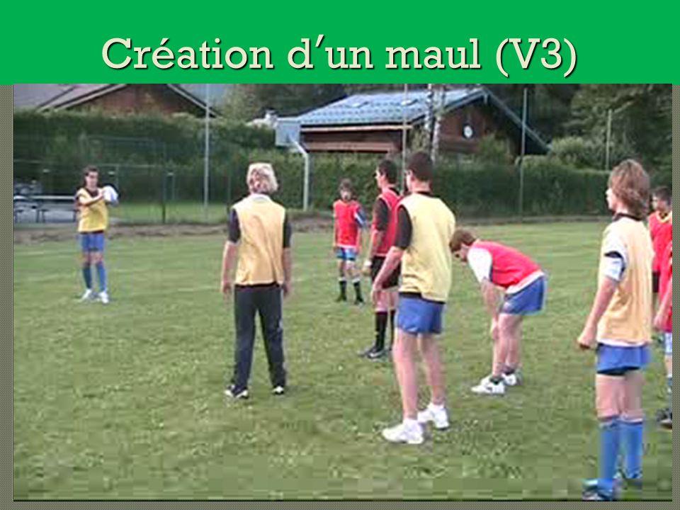 Création d'un maul (V3)